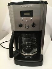 Cuisinart Cbc-00 12 Cups Coffee Maker - Black/Silver