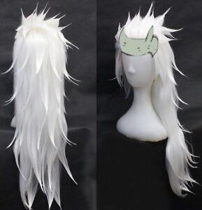 Shippuden Madara Uchiha Ten-Tails Jinchuuriki Form Cosplay Wig for Sale