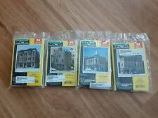 DPM N Scale- Woodland Scenics DPM Landmark Structures lot of 4