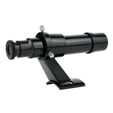 Celestron 5x24 Finder Scope Telescope with Mounting Bracket Dust Caps Plastic