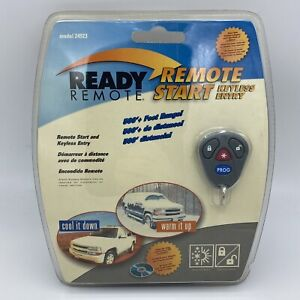 NEW! Ready Remote Car Starter by Directed Electronics 24921 Remote Start