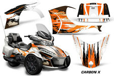 AMR Racing Can Am BRP RT-S Spyder Graphic Kit Wrap Roadster Decals 2014+ CB X O