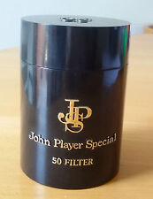John Player Special SCATOLA BOX (vuota) Porta sigarette in plastica Vintage '70