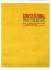 Akai  service manual  für GX- 1900 Copy
