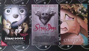 Stray Dogs #1 3 4 5 2021 Image Miniseries Various Printings Fleecs Forst Variant