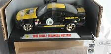 MUSTANG TERLINGUA  2008 - 1/18  NEUF SHELBY COLLECTIBLES