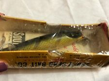 Vintage South Bend Bait Co Pike-Oreno No 957 YP Wooden Fishing Lure