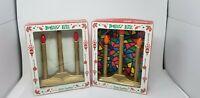 2 VINTAGE HOLIDAY LITE Electric Candelabra Original Box Candle Christmas
