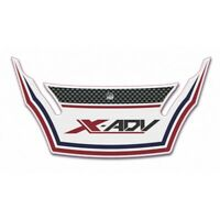 Sticker Protection Front Lower Compatible with Honda X-Adv - White