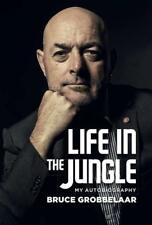 Life In The Jungle - Bruce Grobbelaar My Autobiography - SIGNED BOOK - Liverpool