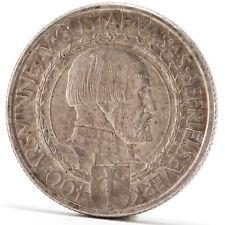 2 Kr Gedenkmünze Gustaf V 1921 Silber Münze Schweden 1921 Silver coin Sweden