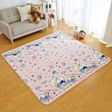 Little Twin Stars Kiki Lala Rug 185x185 Washable Sanrio Fast Shipping Japan EMS