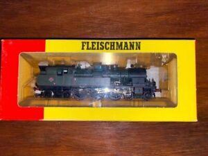 Locomotive Fleischmann 232 TC.424 SNCF époque 3 échelle HO