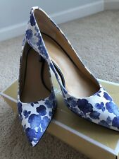 "michael kors pumps 2"" heel height sz 9.5"