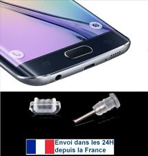 SMARTPHONE PROTECTION POUSSIERE DUST ANDROID APPLE IPHONE CACHE BOUCHON USB JACK