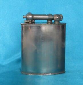 "Vintage 1930's Giant French ""Polair Paris: Lift-arm Table Lighter."