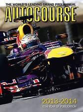 Book - Autocourse 2013 2014 Grand Prix Annual - Maurice Hamilton - Formula One