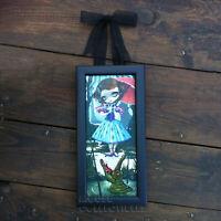 Disney WonderGround Haunted Mansion Tightrope Girl Stretching Becket-Griffith