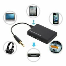 Genuinewireless Bluetooth 4.0 Stereo Audio Musica Ricevitore 3,5 mm Auto Adattatore AUX