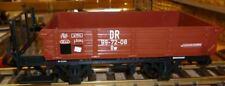 LGB G 40551 Niederbordwagen DR   NEU & OVP