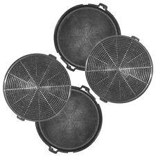 2 filtri a carbone carbone attivo filtro adatto per FRANKE 112.0016.755//1120016755 NUOVO
