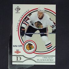 LASSE KUKKONEN   /1200  RC  2003-04 Private Stock Reserve #109  Chicago  Rookie