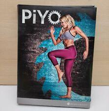 BeachBody PiYo 3 DVD With Bonus Disc - Fast Shipping!