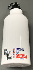 James Bond, No Time To Die, Mission 25 Drinks Bottle With spring Hook.