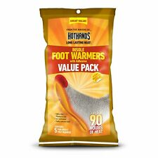 Hothands Insole Foot Warmer 5 pair Value Pack