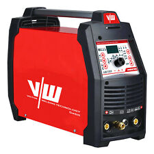 Schweißgerät London 2400 - AC DC Wig 200 Puls HF Tig MMA E-Hand Inverter Welder