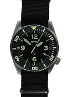 "MWC ""Depthmaster"" 1000m Military Divers Watch With Helium Valve (Auto)"