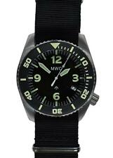 "MWC ""Depthmaster"" 1000m Military Divers Watch With Helium Valve (Quartz)"