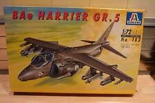 Italeri 1/72 BAE Harrier Gr 5 Modelo Kit