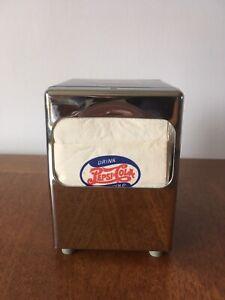 Vintage Pepsi Cola Napkin Dispenser