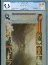 1989 DC SANDMAN #1 NEIL GAIMAN DAVE McKEAN 1ST APPEARANCE MORPHEUS CGC 9.6