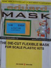 Eduard 1/48 EX025 Canopy Mask for the Hasegawa A-7D/E Corsair II kit