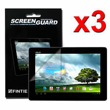 """3 Clear Screen Protector for ASUS MeMO Pad FHD 10 ME302C/Smart 10"""" ME301T Tablet"""