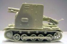 Milicast BG100 1/76 Resin WWII German Panzer I Ausf. B/15cm sIG33 SPG