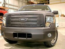 Lebra Front End Mask Cover Bra Fits FORD F150 2009-14  wo/tow & with fog lights