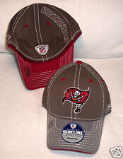 TAMPA BAY BUCCANEERS BUCS PEWTER REEBOK NFL SIDELINE HAT BALL CAP (ONE SIZE) NWT