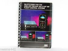KING Pilots Guide KFC150 KAP150 KAP100 115 Pages Manual Booklet Collectable Gift