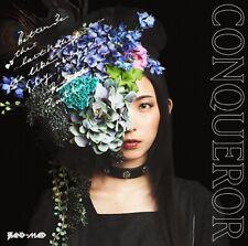 "BAND-MAID ""CONQUEROR"" JAPAN CD & DVD [Type B] *PRE-ORDER*"