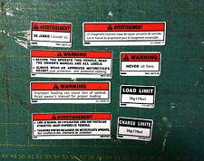 YAMAHA  XT 600 3TB tutti i modelli - adesivi/adhesives/stickers/decal