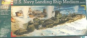 1/144 Revell U.S. Navy Landing Ship Medium