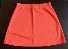 Atmosphere Skater Skirt Size 12 In Orange