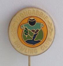 Toongabbie Bowling Club Badge Pin Lawn Bowls (L11)