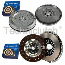 SACHS 2 PART CLUTCH KIT AND SACHS DMF FOR VW GOLF HATCHBACK 2.0 TDI 4MOTION