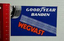 Aufkleber/Sticker: Goodyear Reifen / Tire - Banden (290316146)