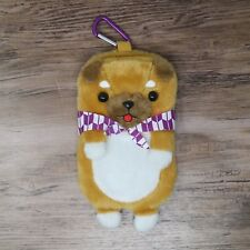 AMUSE Cute Shiba Inu Cellphone Accessory ID Card Carrying Pouch Kawaii Dog