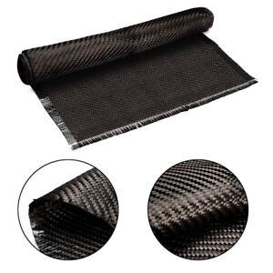 Carbongewebe Kohlefaser Gewebe Matte  Für Auto Karosserie Modellbau 31*82cm
